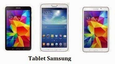 Harga Tablet Samsung Android November 2014
