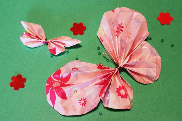 Origami Deko diy origami deko chamy fashion travel more