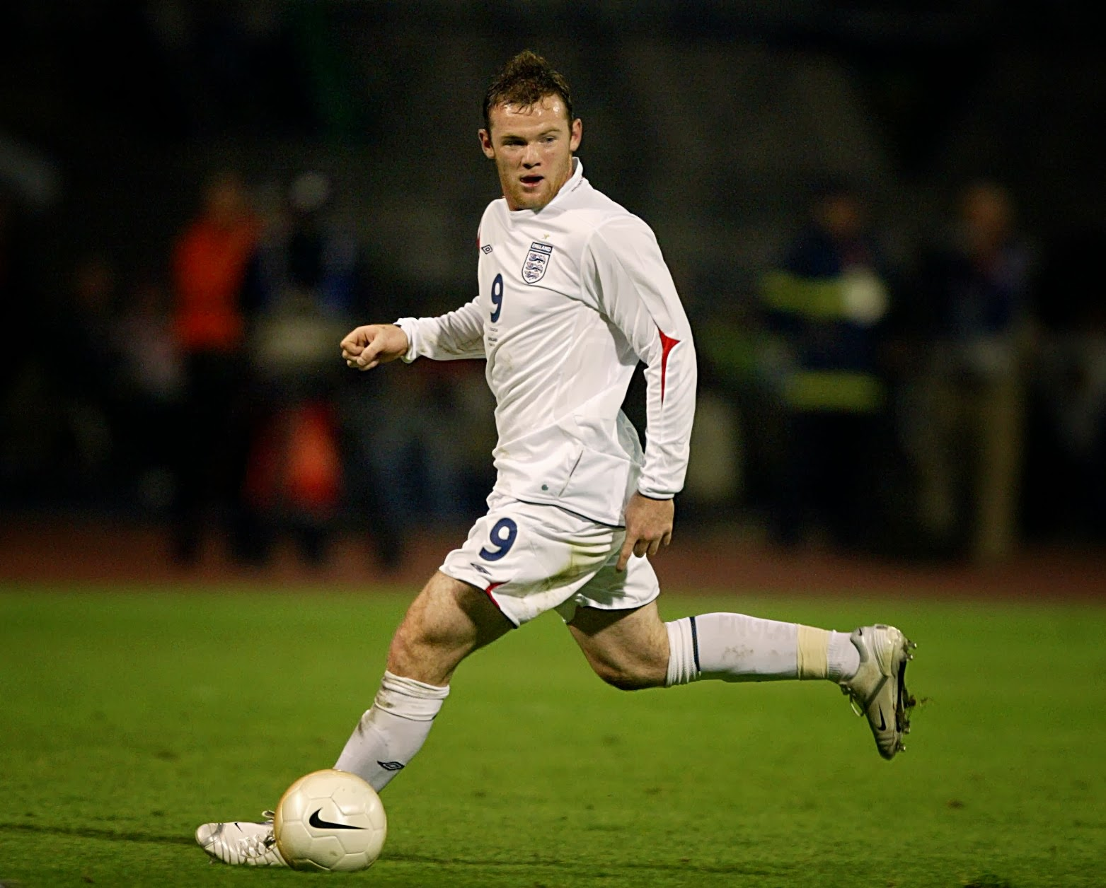 Wayne Rooney Debut Football England s All Time Best International Players The Ace