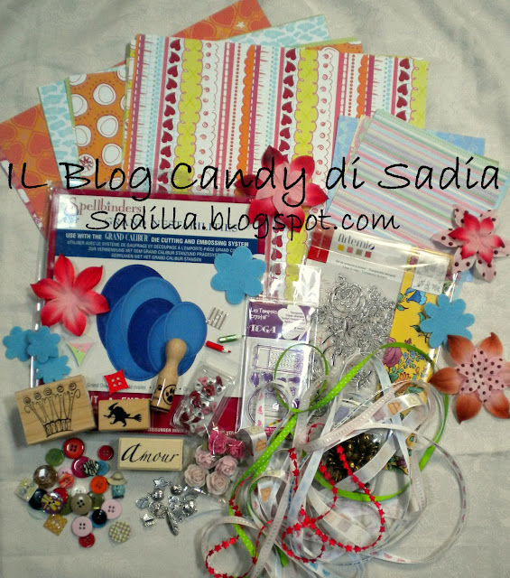 Sadilla's Blog candy