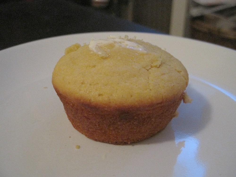 Adventures With My Oven: Honey Cornbread Muffins