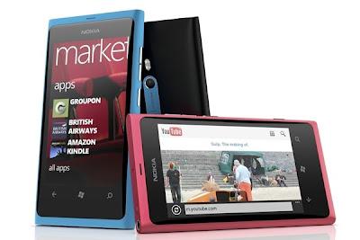 Nokia Lumia 800, Harga Terbaru 2 jutaan Spesifikasi Canggih