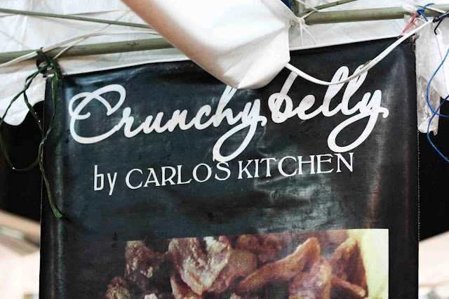 Crunchy Belly at Cucina Andare
