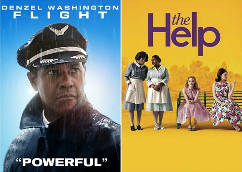 Flight and The Help