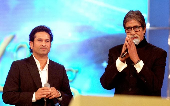 On the occasion of Sachin Tendulakr's Retirement , Here is what Amitabh Bachchan has to say about Sachin Tendulkar in his own words .