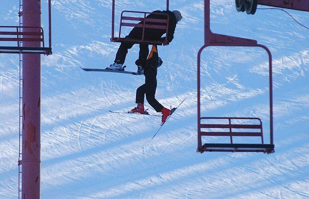 Μοιραίο παραλίγο να αποβεί το σκι σε νεαρό αγόρι