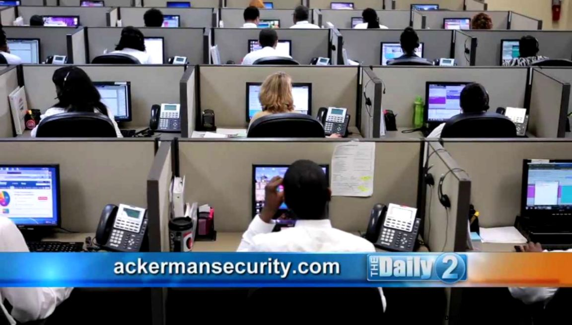 Ackerman Security   WSB TV Daily 2   YouTube