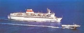 """Procuram-se os """"Navegantes"""" desta viagem CRUZEIRO EUROPA JOVEM 1990"""