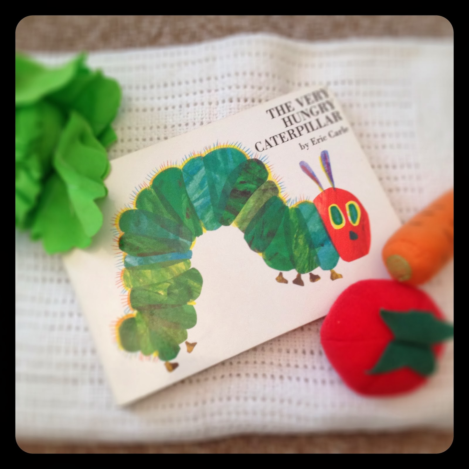 The Very Hungry Caterpillar is a must-have book for every child
