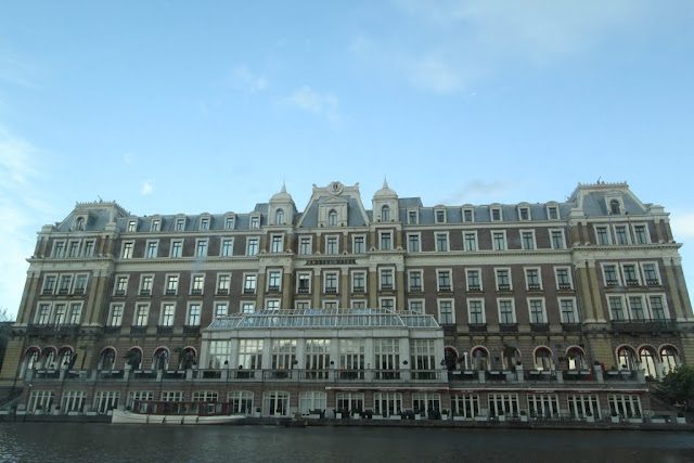 InterContinental Amstel Amsterdam is a five-star hotel in Amsterdam, Netherlands