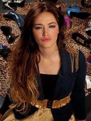 Peinados 2014 Look Oriana Sabatini