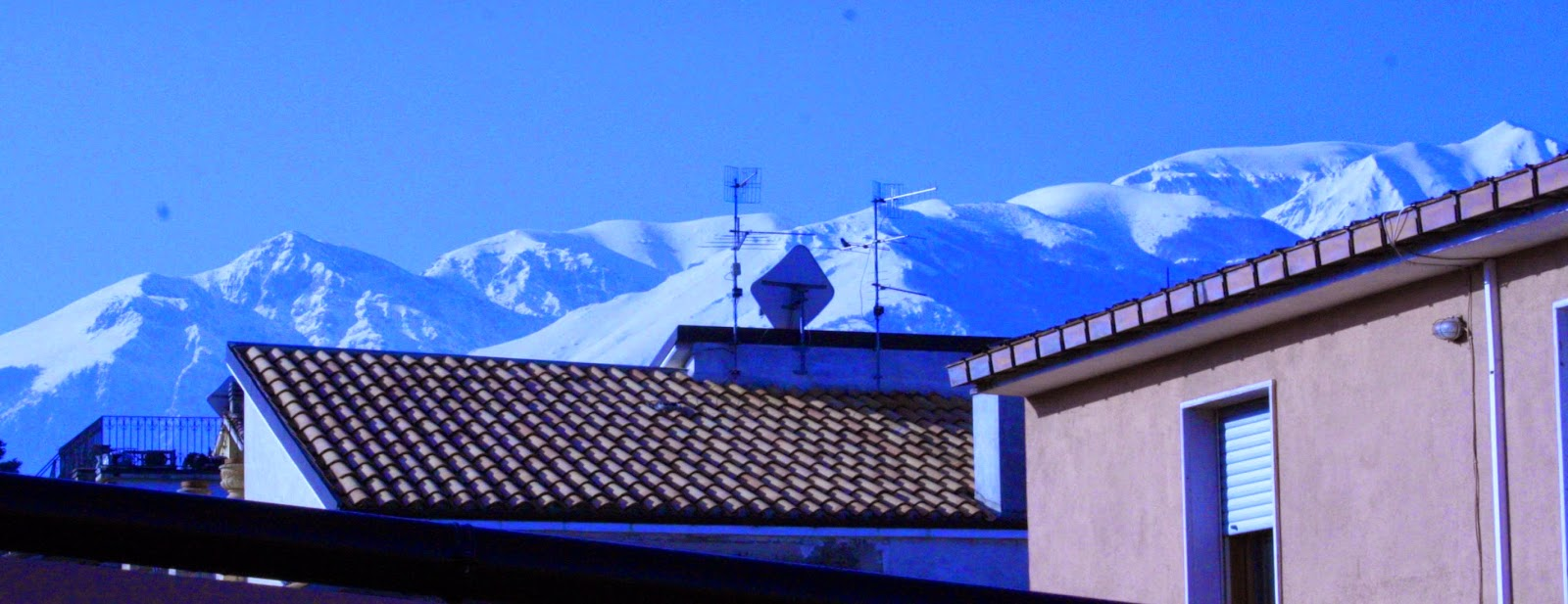 Living with abroad in tuscany guardiagrele hard to for Terrace pronunciation