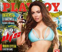 Gatas QB - Adrienn Levai Playboy Venezuela Setembro 2015