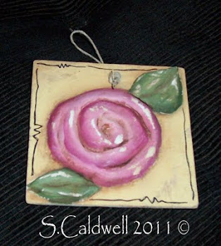 See what Lenzie Won...Made from the Rose Doodle by Babycakes