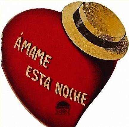 Amame Esta Noche [1932]