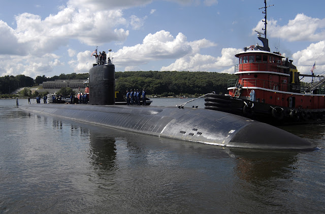 USS Annapolis (SSN 760)