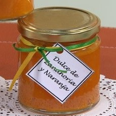Dulce de Zanahoria y Naranja Light