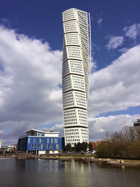 turning torso sweden