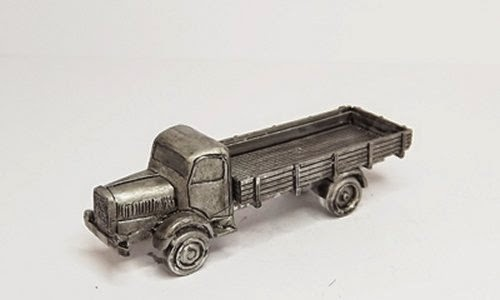 GR232 – Mercedes L4500 truck, open top