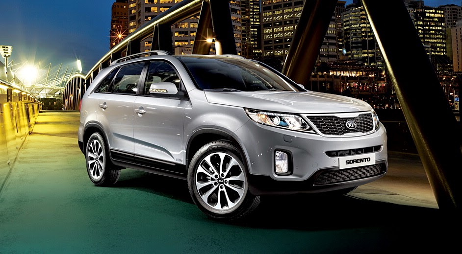 Spesifikasi KIA All New Sorento