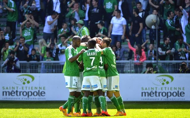 Highlights Saint Etienne 1 – 0 Nantes (Ligue 1)