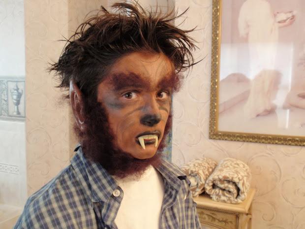 diy design creating werewolf