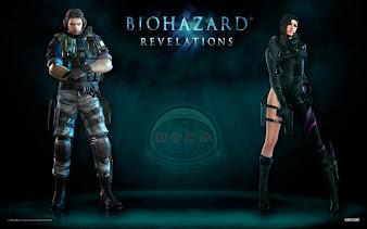 #19 Resident Evil Wallpaper