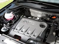 2013 Volkswagen Tiguan Diesel engine