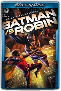 Batman vs Robin Torrent Dual Áudio