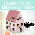DIY paper house: