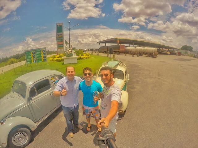 Viajando de Fusca por esse Brasil