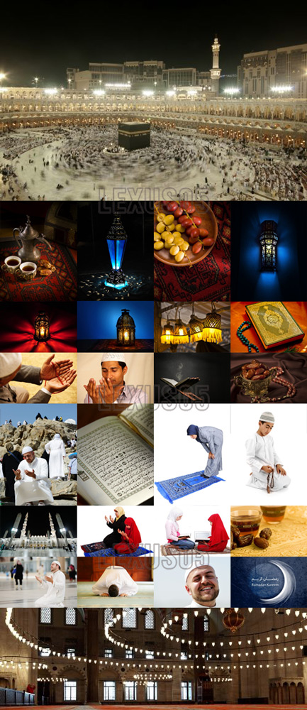Ramadhan Mega Pack - Stock Photos