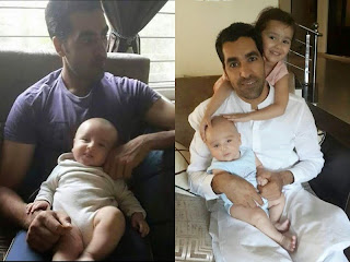 Umer Gul Baby Boy Exclusive Pictures