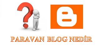 Paravan Blog Nedir - Ne İşe Yarar