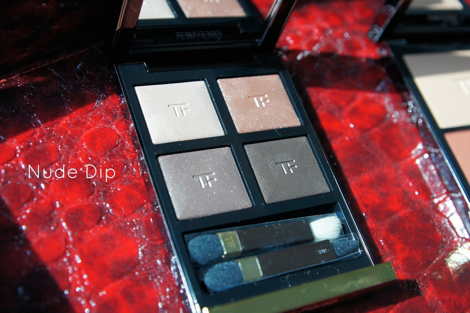 Tom Ford Fall 2014 Nude Dip