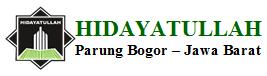 Yayasan Pondok Pesantren Hidayatullah Cabang Parung, Bogor, Jawa Barat