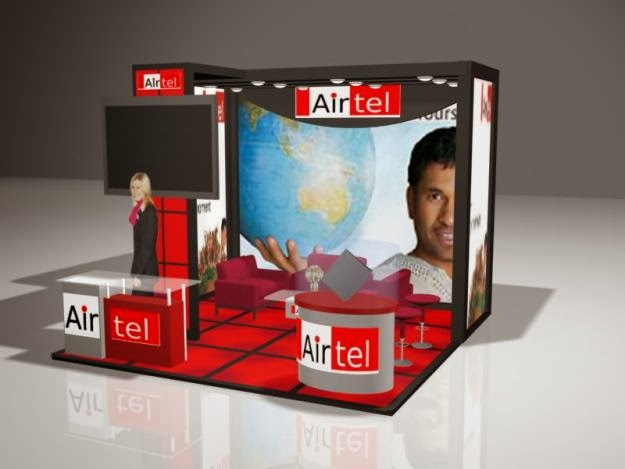 Exhibition Stall Makers : Corporate exhibition stall designer d stall design company in