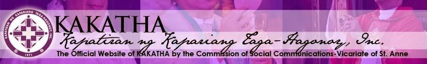 Kapatiran ng Kapariang Taga-Hagonoy, Inc. (KAKATHA)