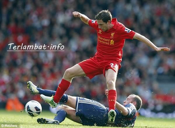 Hasil Liga Inggris Liverpool VS Stoke City 7 Oktober 2012
