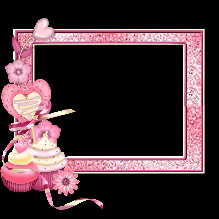 Cake With Photo Frame : Deezy z Cupiecake Delightz: Snagable Frame made w/ kit ...