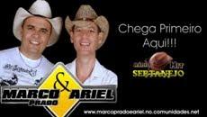 Marco Prado e Ariel