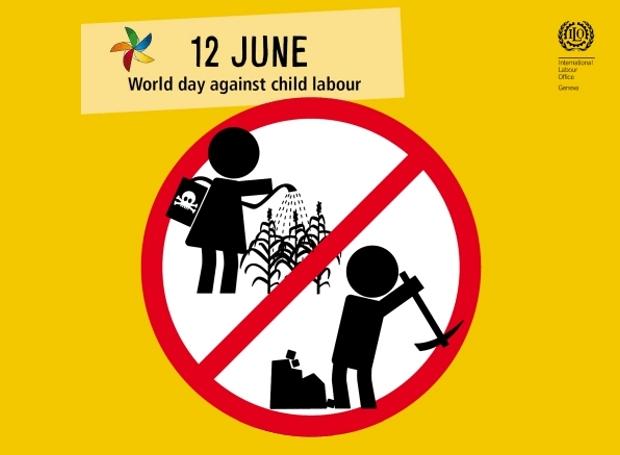 Παγκοσμια Ημερα κατα της Παιδικης Εργασιας