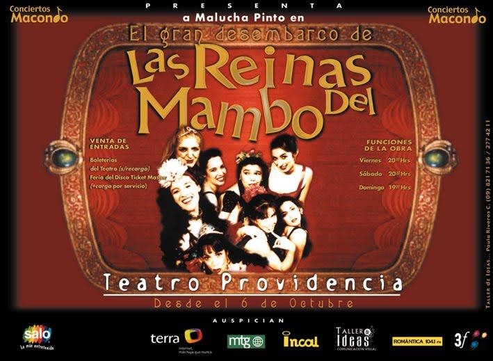 Compañia de Teatro Las Reinas del Mambo