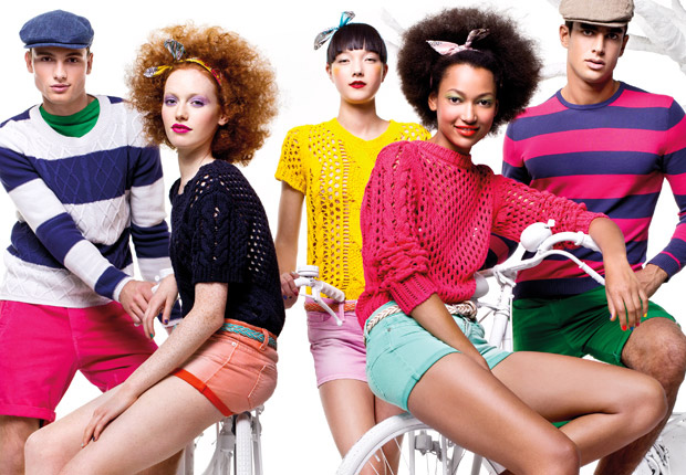 the united colors of benetton clothing The united colors of benetton clothing collections for women, men and children offer a style universally recognized as encompassing design, taste,.