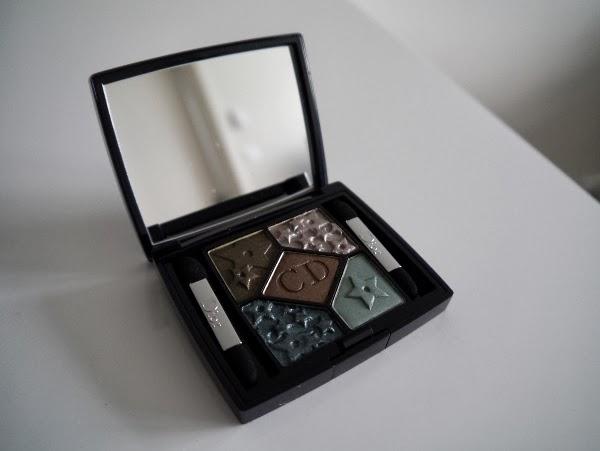 Dior 5 Couleurs Mystic Metallics Eyeshadow Palette in 'Bonne Etoile'