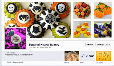 Featuring: Sugared Hearts Bakery
