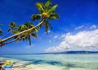 pemandangan pulau cemara kecil karimunjawa