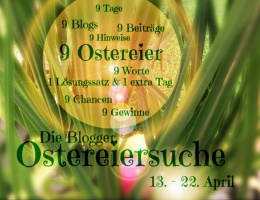 Bloggeraktion mit Giveaway