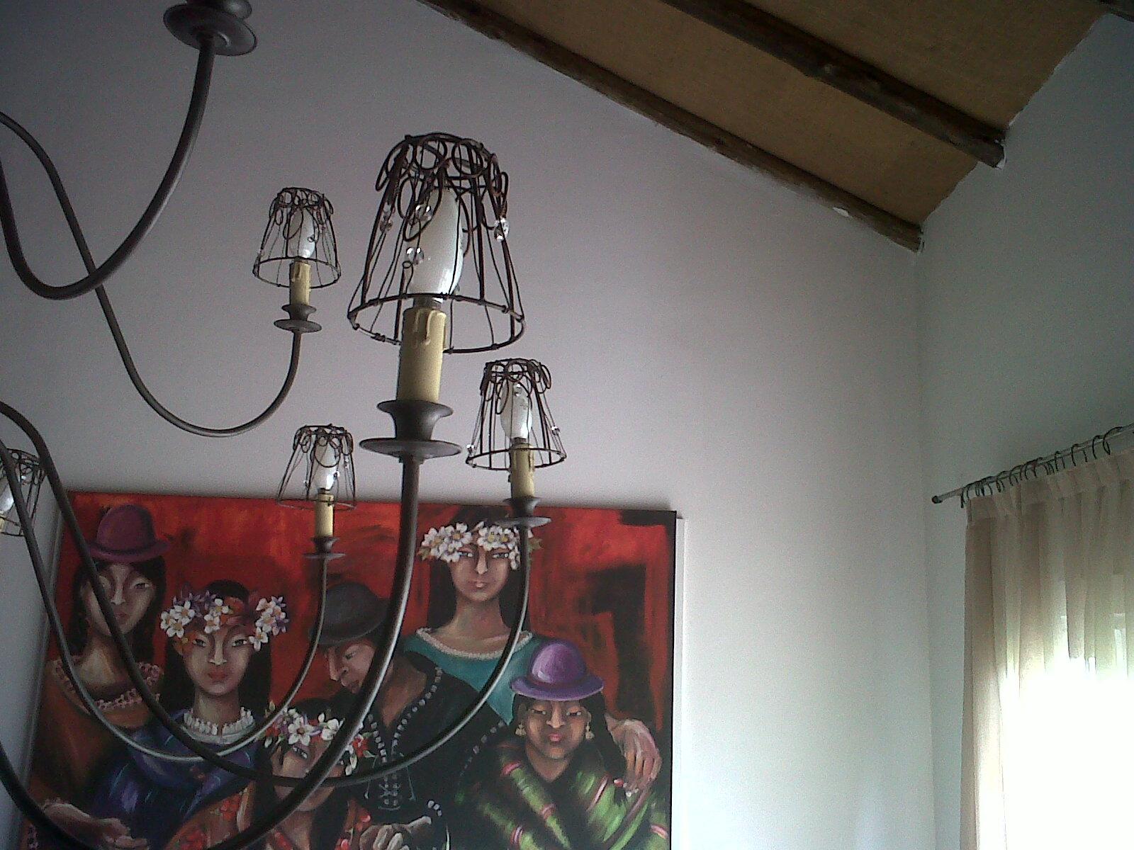 Euge cozzani lamparas - Pantallas de pergamino para lamparas ...