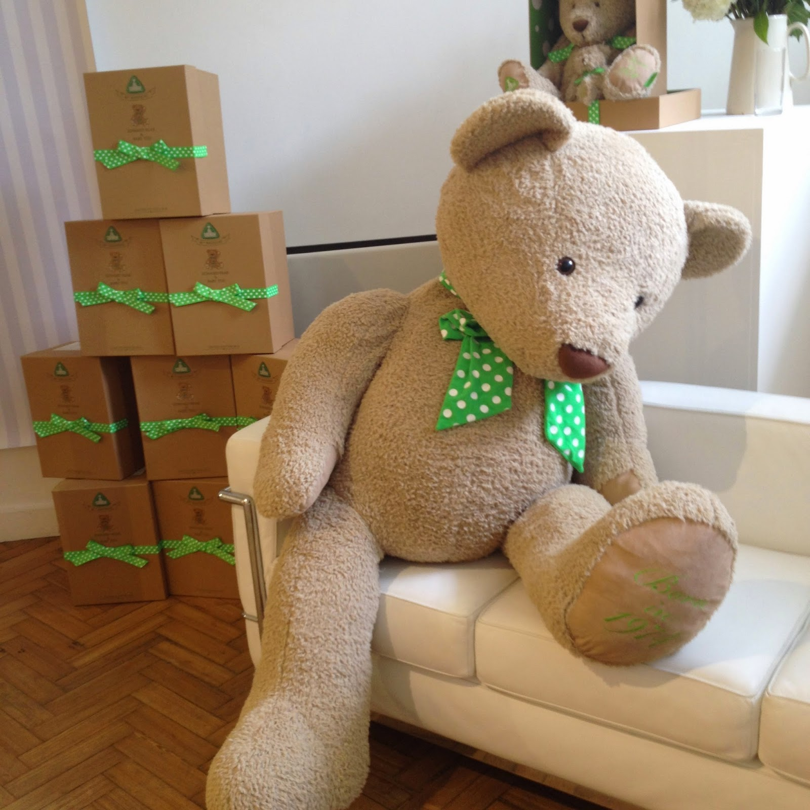 Happy 40th Birthday to ELC and Limited Edition Teddy *GIVEAWAY* | early learning cent elf | mothercare | giveaway | competition | birthday | 40th birthday | teddy | 300 limited edition teddy | mamasVIB | competition | birthday gift | born in 1974 | born in 2014 | 40th birthday | babies gift | teddies | edward ted | small teddy | gifts | birthday presents | ELC